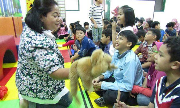 Bulan Bahasa Sekolah Pantara