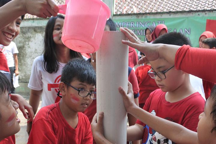Kegiatan Outdoor Tahunan Sekolah Pantara